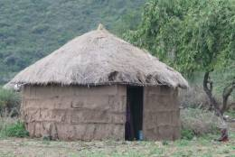 Stay in a traditional Masai boma